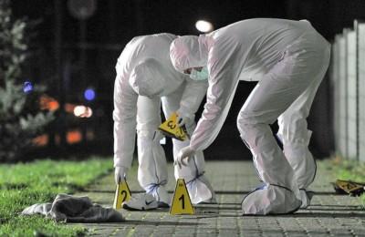 ANALISI E REPERTAMENTO TRACCE SULLA SCENA DEL CRIMINE