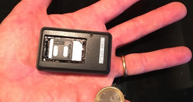 LOCALIZZATORI SATELLITARI GPS/GSM